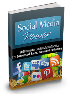 Social Media Power ecover medium