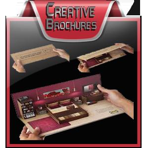 Design Creative Brochures