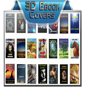 3D Ebook Cover Designing