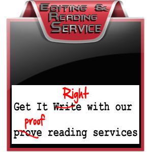 Proofreading & Editing Service