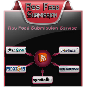 RSS Feed Submission Service