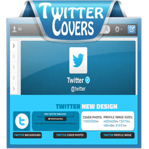Twitter Covers Design Service